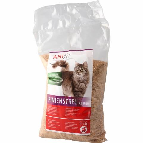 Pine Litter 10 Package à 4kg 40 kg (1 Piece)